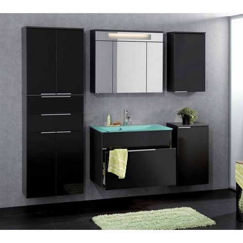 fackelmann badm bel schwarz reuniecollegenoetsele. Black Bedroom Furniture Sets. Home Design Ideas